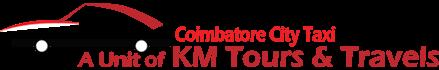 Coimbatore City Taxi Logo
