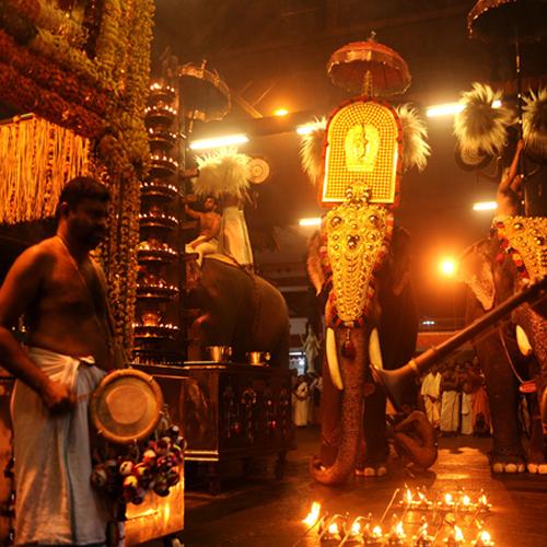 Coimbatore - Guruvayur - Coimbatore