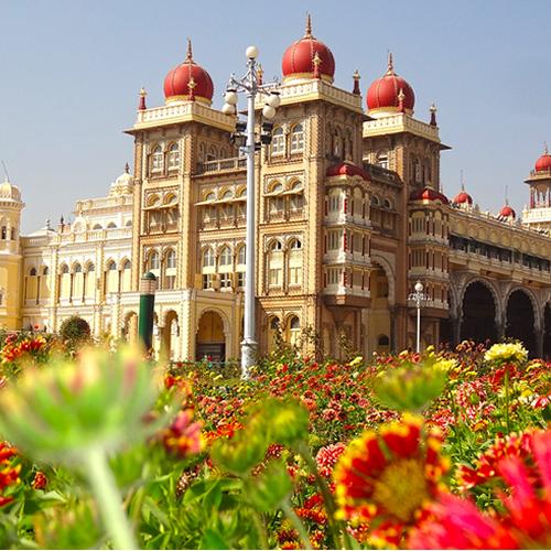 Coimbatore - Mysore - Coimbatore
